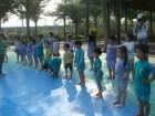 幼稚園小朋友準備玩水囉!!!