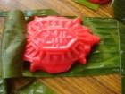 栩栩如生的紅龜粿!