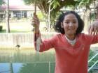我釣到魚囉!!